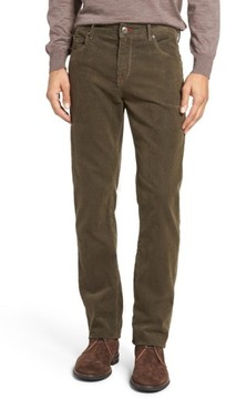 Bugatchi Men's Slim Fit Corduroy Pants