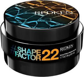 REDKEN Redken Shape Factor 22 Sculpting Cream-Paste - 1.7 oz.