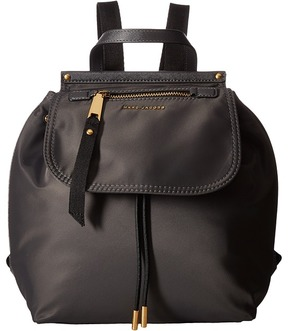 Marc Jacobs Trooper Backpack Backpack Bags - BLACK - STYLE
