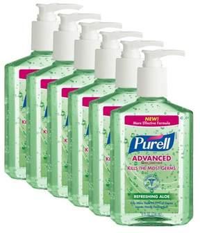 Purell Advanced Hand Sanitizer Refereshing Aloe - 8oz/6pk