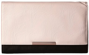Jessica McClintock - Nora Envelope Clutch Clutch Handbags
