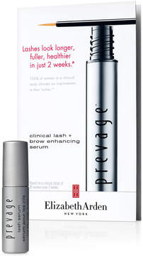 Receive a Free Deluxe Prevage Lash Sample with $35 Elizabeth Arden purchase