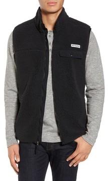 Columbia Men's Harborside Heavyweight Fleece Vest