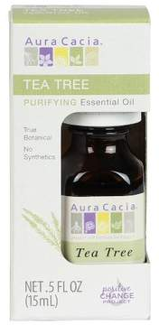 Aura Cacia Tea Tree Cleansing Essential Oil - 0.5 oz