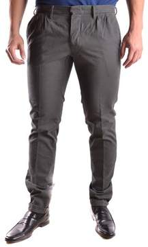 Incotex Men's Green Cotton Pants.