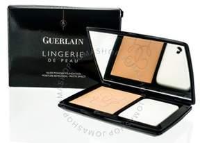 Guerlain Lingerie De Peau Powder Foundation Moisture (12) 0.35 oz (10 ml)