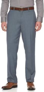 Apt. 9 Men's Slim-Fit Sharkskin Stretch Dress Pants
