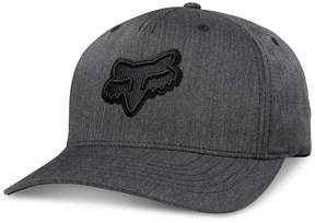 Fox Men's Heads Up Herringbone Logo Flexfit Hat