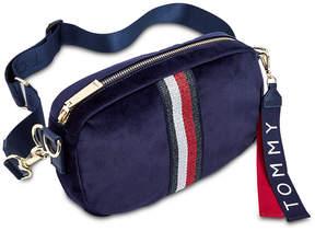 Tommy Hilfiger Isa Metallic Convertible Belt Bag