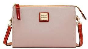 Dooney & Bourke Janine Pebble Leather Crossbody Bag