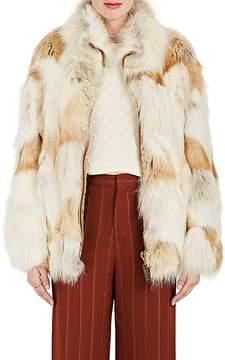 Marc Jacobs Women's Fur Oversized Coat