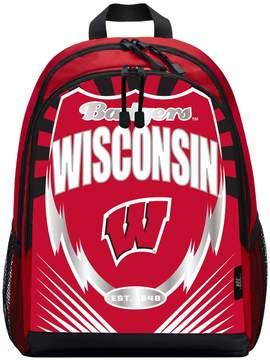 NCAA Wisconsin Badgers Lightening Backpack by Northwest