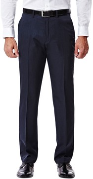 Haggar Men's Tailored-Fit Travel Performance Suit Pants
