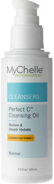 MyChelle Dermaceuticals Perfect C Cleansing Oil by 4.2oz Oil)