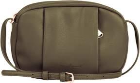 Urban Originals Story Teller Vegan Leather Crossbody Bag