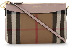 Burberry Peyton cross-body bag - PALE ORCHID - STYLE