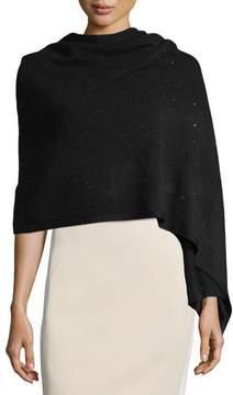 Sofia Cashmere Reversible Sequin Shawl