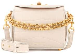 Alexander McQueen Box 16 leather shoulder bag