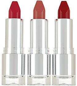 Mally Beauty Mally H3 Lipstick Trio