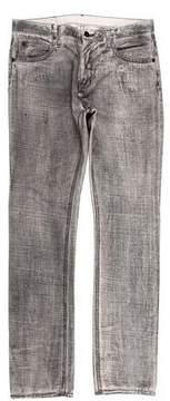 Helmut Lang Acid Wash Skinny Jeans w/ Tags