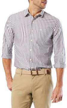 Dockers Premium Edition Striped Slim-Fit Button-Down Shirt