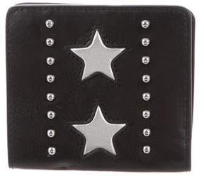 Rebecca Minkoff Embellished Snap Wallet w/ Tags