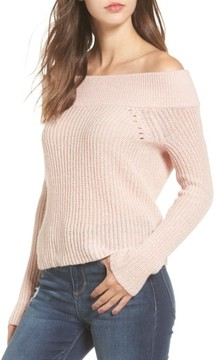 BP Women's Lofty Off The Shoulder Pullover