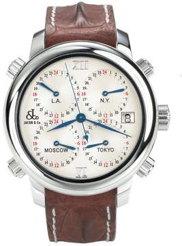 Jacob & co H24 Five Time Zone Automatic H24SSP