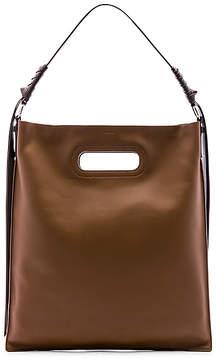 AllSaints Voltaire Flat Hobo Bag
