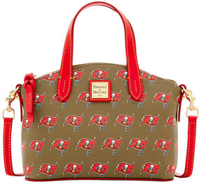 Dooney & Bourke Tampa Bay Buccaneers Ruby Mini Satchel Crossbody - RED - STYLE