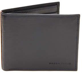 Perry Ellis Middle Binding Passbook Wallet