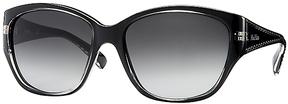 Safilo USA Max Mara S.Diego II Rectangle Sunglasses