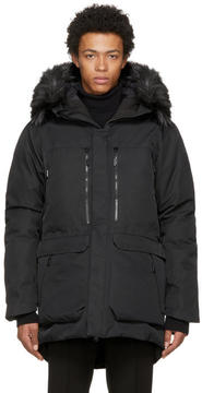 The North Face Black Down Cryos GTX Expedition Parka