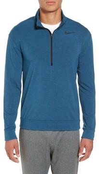 Nike Men's Dry Training Quarter Zip Pullover