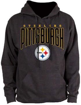 Authentic Nfl Apparel Men's Pittsburgh Steelers Defensive Line Hoodie