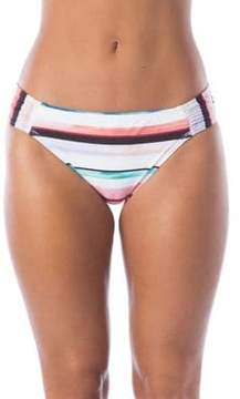 LaBlanca La Blanca Meridian Side Shirred Hipster Bikini Bottom