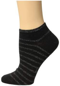 Falke Nautical Shimmer Sneaker Sock Women's Crew Cut Socks Shoes