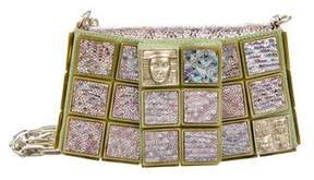Kieselstein-Cord Chain-Link Shoulder Bag