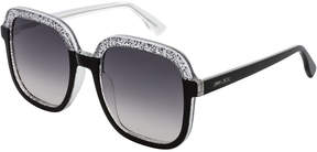 Jimmy Choo Women's Glint/S 53Mm Sunglasses