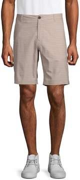 Ezekiel Men's Vander Striped Cotton Shorts
