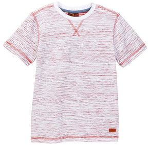7 For All Mankind Reversible Crew Neck Tee (Big Boys)