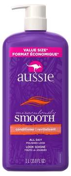 Aussie® Miraculously Smooth Conditioner - 33.8oz