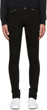 Robert Geller Black Type 1 Jeans