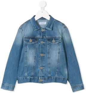 Paolo Pecora Kids classic denim jacket