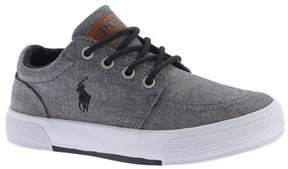 Polo Ralph Lauren Unisex Children's Faxon II Sneaker - Big Kid