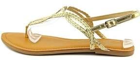 American Rag Keira Braided Thong Flat Sandals Us.