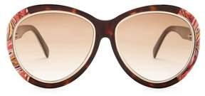 Emilio Pucci Women's Oversized Sunglasses