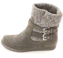 G by Guess Womens Riesling Round Toe Ankle Cold Weather Boots.