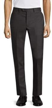 Officine Generale Wool Pleated Pants