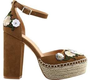Bill Blass Ellie Ankle Strap Sandal (Women's)